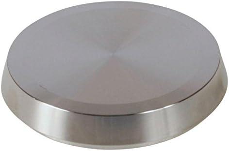 - Stainless Steel SS304 Glacier Tanks DIN Blank Cap 2.5 inch 65mm
