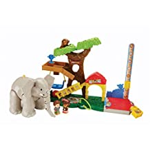 Fisher-Price Little People Big Animal Zoo Baby Toy