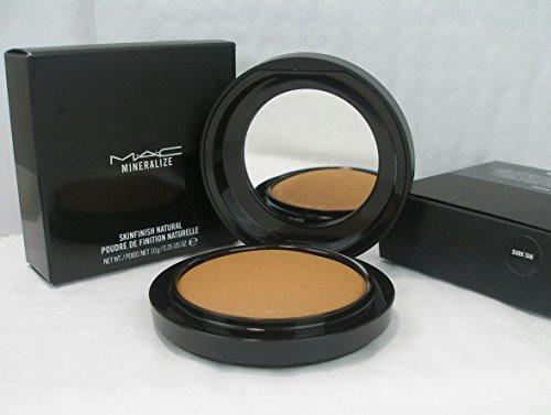 Mac Mineralize Skinfinish Natural Dark Tan, .35oz