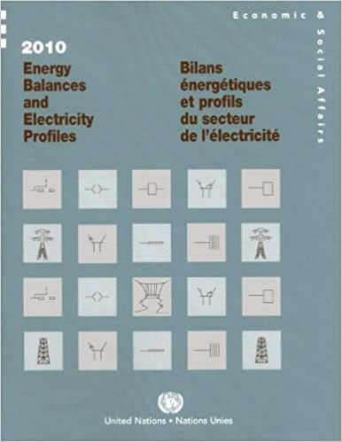Energy Balances and Electricity Profiles 2010 (Energy Balances and Electricity Profiles (Ser. W)) (Multilingual Edition)
