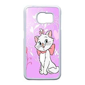 The Aristocats for Samsung Galaxy S6 Edge Cell Phone Case & Custom Phone Case Cover Y88A880462