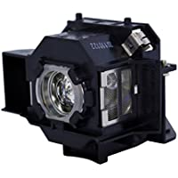 AuraBeam Professional Epson EMP-DM1 Projector Replacement Lamp with Housing (Powered by Osram)