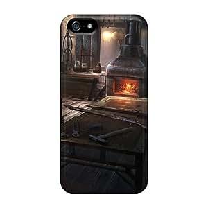 Cute High Quality Iphone 5/5s Gunsmith Shop Case