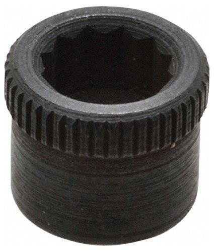 #6-32'' Thread Uncoated Steel Allen Nut #6'' Diam, 5/32'' Hex Key
