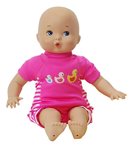 Madame Alexander Splash & Play Baby Dolls/Girls Toys-Accessories, 12