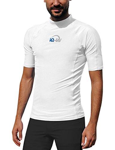 iQ-Company Herren UV-Shirt IQ 300 Watersport, White, L, 645122_2100