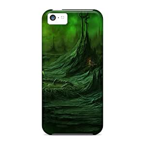 For Iphone 5c Protector Cases The Green Cavern Phone Covers