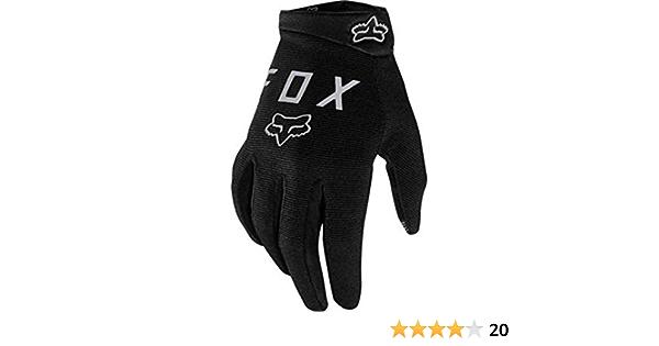 Fox Gants Ranger Gel black//charcoal