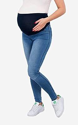 WozWoz Womens Maternity Jeans Skinny