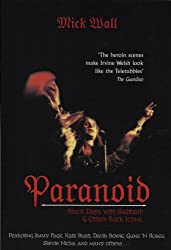 Paranoid: Black Days with Sabbath & Other Horror Stories