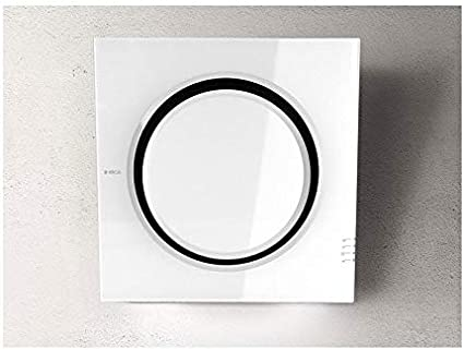 Elica Mini Om WH/F/55 603 m³/h De pared Blanco A - Campana (603 m³/h, Canalizado/Recirculación, A, A, E, 63 dB): Amazon.es: Hogar