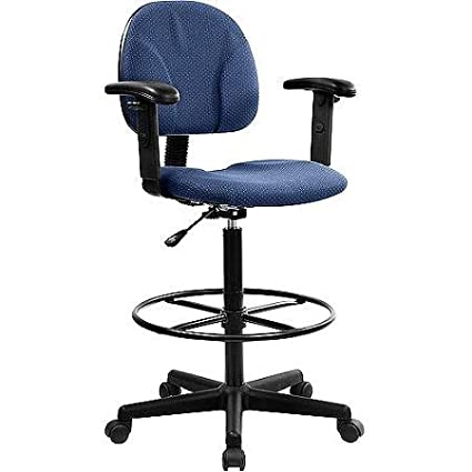 Cool Amazon Com Ergonomic Multi Function Drafting Stool With Gmtry Best Dining Table And Chair Ideas Images Gmtryco