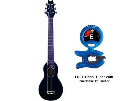 Washburn Rover cuerdas de acero de guitarra acústica de viaje ...