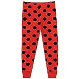 Miraculous Ladybug Girls' Lady Bug Pajamas