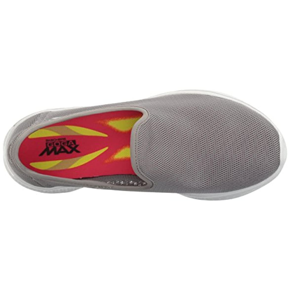 Skechers Go Walk 4 Airy Donna Us 9 5 Grigio Scarpa De Passeggio