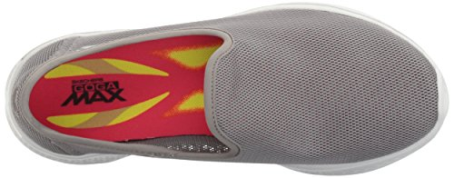 Airy Go Performance Walking 4 Skechers Gray Women's g0Fx4wC