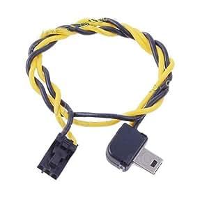iParaAiluRy FPV 5.8G Transmisor A / V Cable de salida en tiempo real para la cámara GOPRO HERO3