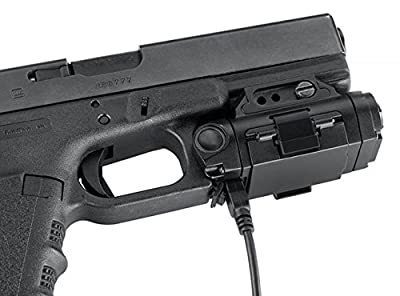 Viridian X5L Gen 3 Universal Mount Green Laser w/Tactical Light (500 Lumens) featuring INSTANT-ON, Removable Rechargeable Battery from Viridian Weapon Technologies