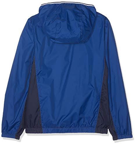 Blouson T26381 Bleu Garçon Imperméable indigo Timberland Blue 85t Beige wZq6I