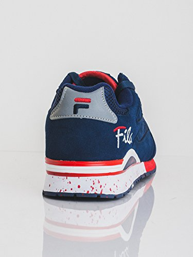 Fila , Baskets pour homme BLACK PRINCE BLUE GREEN