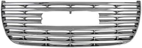 Bully GI-109 Triple Chrome Plated ABS Grille Overlay