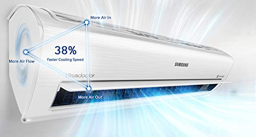 Climatizzatore Condizionatore Samsung AR5500M 9000BTU Monosplit WIFI Classe A++