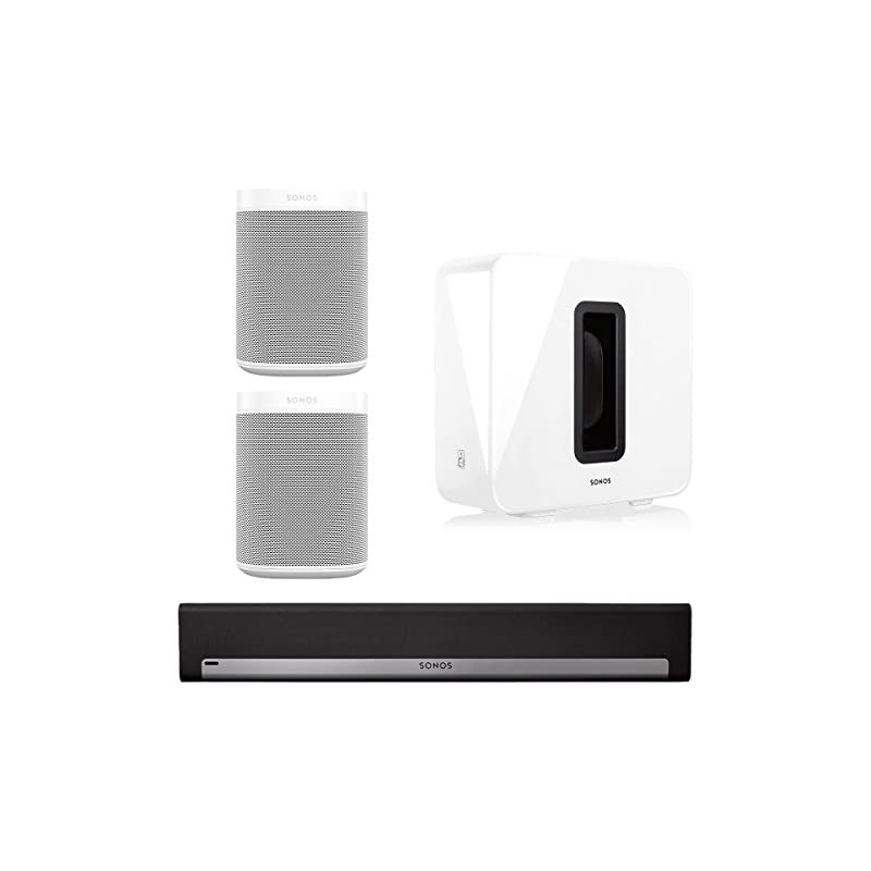 Sonos 5.1 Surround Set - Home Theater Sy