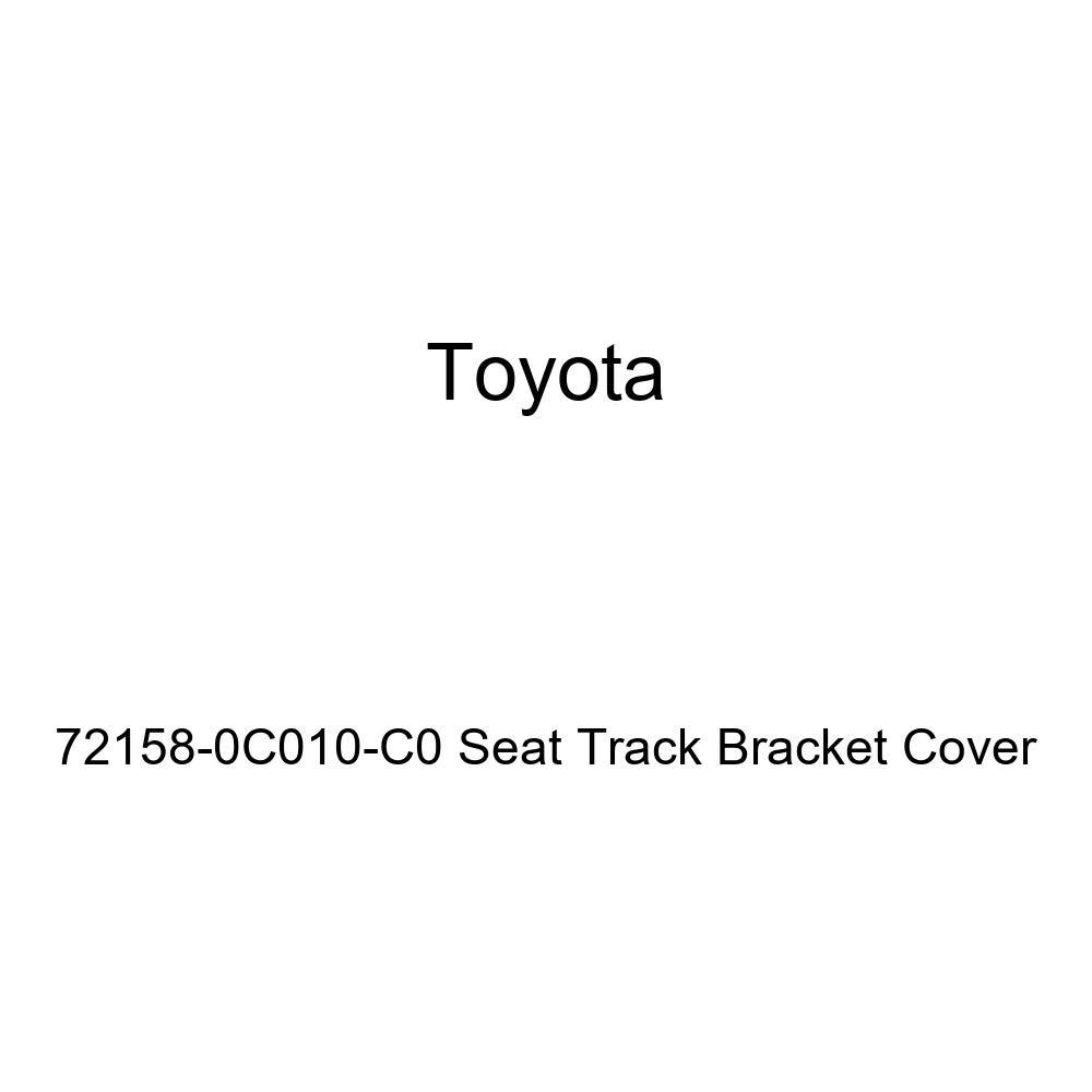 Toyota 72158-0C010-C0 Seat Track Bracket Cover