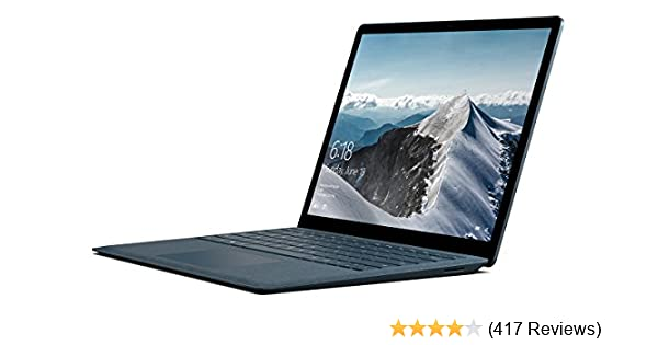 Microsoft Surface Laptop (1st Gen) DAG-00007 Laptop (Windows 10 S, Intel  Core i5, 13 5