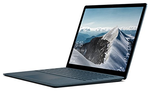 Microsoft Surface Laptop (1st Gen) (Intel Core i7, 8GB RAM, 256GB) - Cobalt Blue