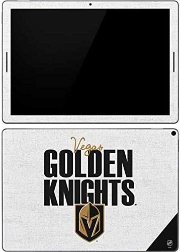 Amazon Com Skinit Decal Tablet Skin For Google Pixel Slate Officially Licensed Nhl Vegas Golden Knights Script Design