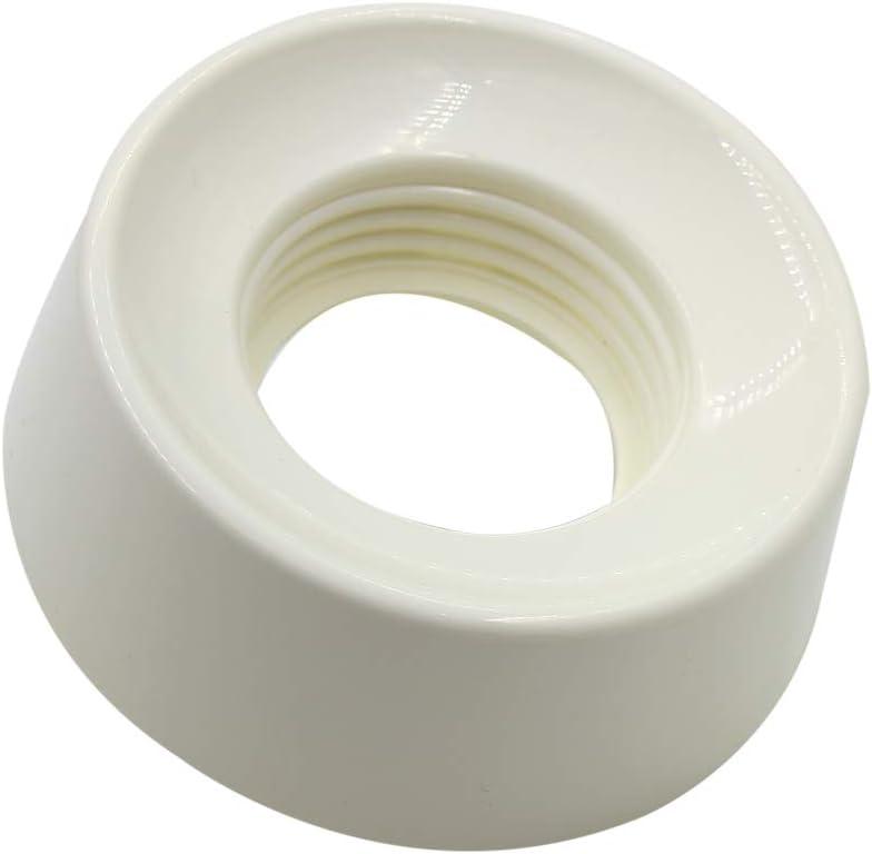 Joyparts Replacement Part Locking Ring, for Cuisinart Blender BFP-703/ SPB- 7 (White)