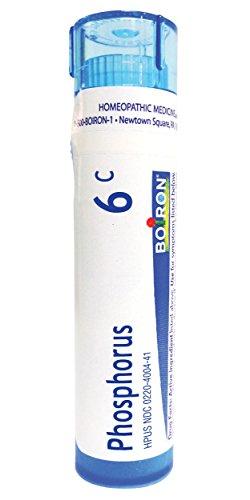 Boiron Phosphorus 6C (Pack of 5), Homeopathic Medicine for Dizziness