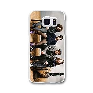 Fall out boy M6L5FW7I Caso funda Samsung Galaxy S7 Caja blanco