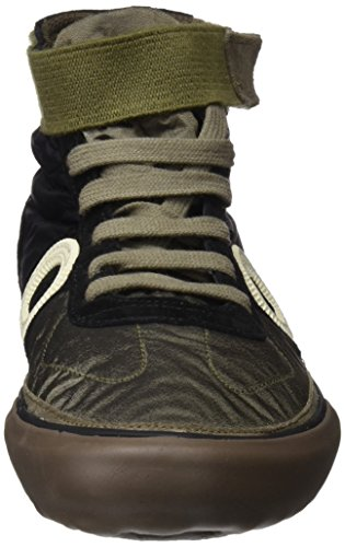 Para Negro Mujer Bajas black Pol Zapatillas Aro q4B71RZ7