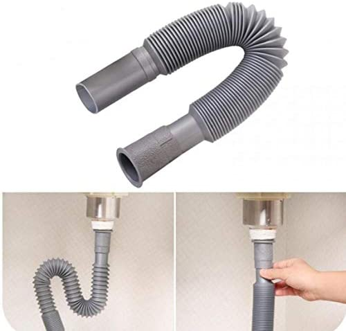 CULER Haushalt Retractable Basin Wasserrohr Küche Badezimmer-zubehör Deodorant Weicher Schlauch Für Wash Extend-Becken Entwässerung-Rohr