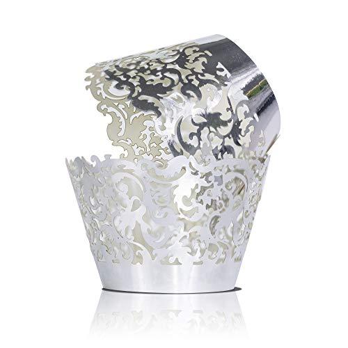 YOZATIA Cupcake Wrapper Weddings Birthdays product image