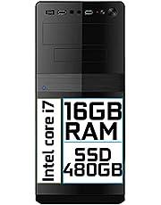 Computador Intel Core i7 16GB SSD 480GB EasyPC Go