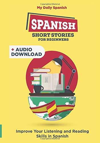 Spanish Short Stories Beginners Captivating product image