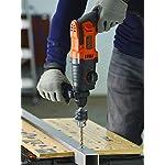 Black-Decker-BEHS01K-QS-Martello-TassellatoreScalpellatore-SDS-650W-14J-in-Valigetta-650-W-220-V