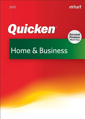 Quicken Home & Business 2012 [Download] [OLD VERSION]