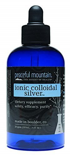 Ionic Colloidal Silver 6 OZ