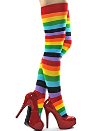 Jelinda® Rainbow Arm Warmer Fingerless Gloves Stockings Sets