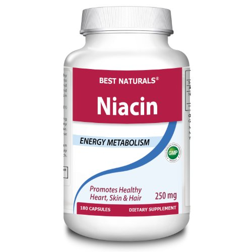 250 mg de niacine (Extended