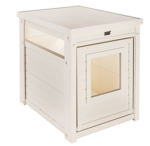 (ecoFlex Litter Loo, Litter Box Cover/End Table)