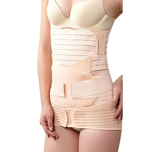 Cintura Belly Per Band Confortevole Body Vita Corsetto Recupero Pelle3 Trainer Il Shaper Wrap Belt Gravidanza partum In Post Colore Della Corpo Dexinx dtwaqq