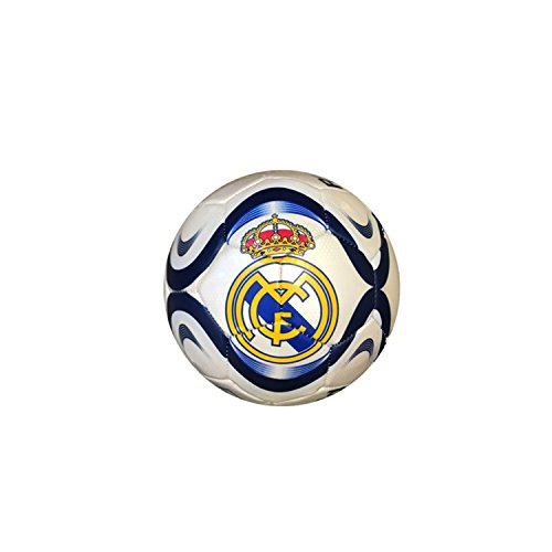 Icon Real Madrid FC Silver #5 Ball by ICON