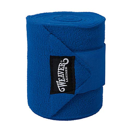 Weaver Polo Leg Wraps 4 Pack Blue by Weaver Leather