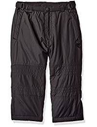Hawke & Co boys Snow Pant With Zip Leg and Storm Cuff
