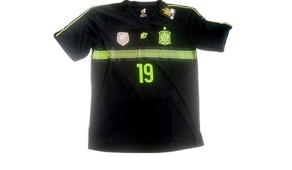 Camiseta Diego Costa R. Mundial Sel.Española Original RFEF (XL ...